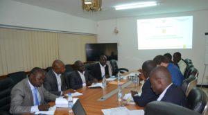 Identification des 30 000 ménages bénéficiaires  : l'Unité de Gestion du Projet consulte l'ONI et la CEI.